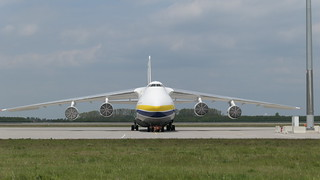 Antonow An-124 (International Cargo Transporter)