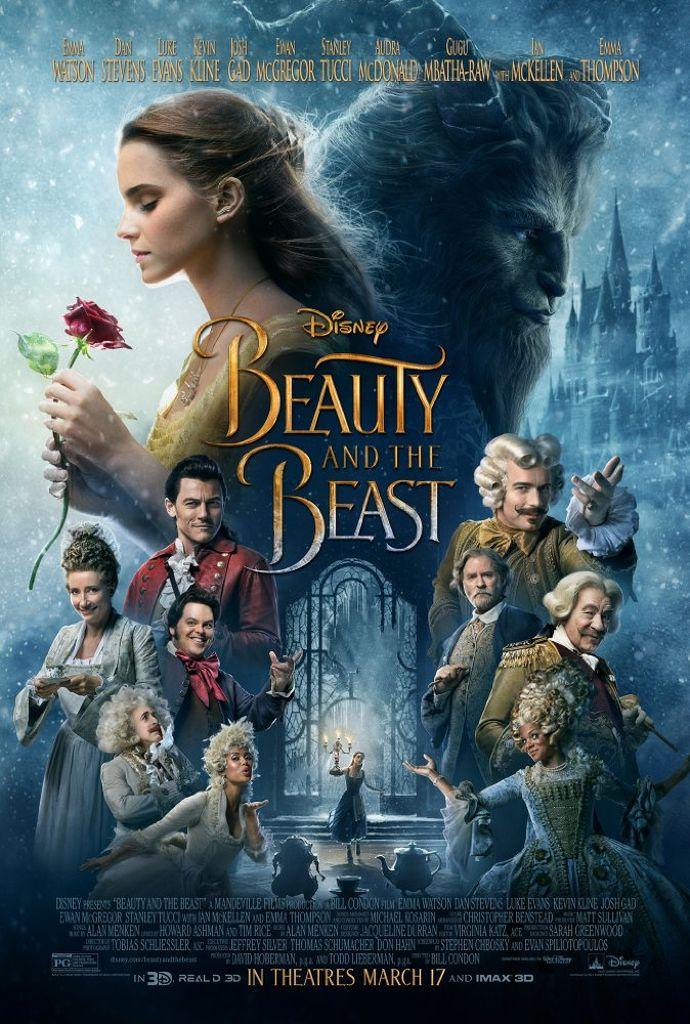 Beauty and the Beast のポスター