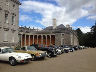 Classic Cars at Castletown | by cottier1