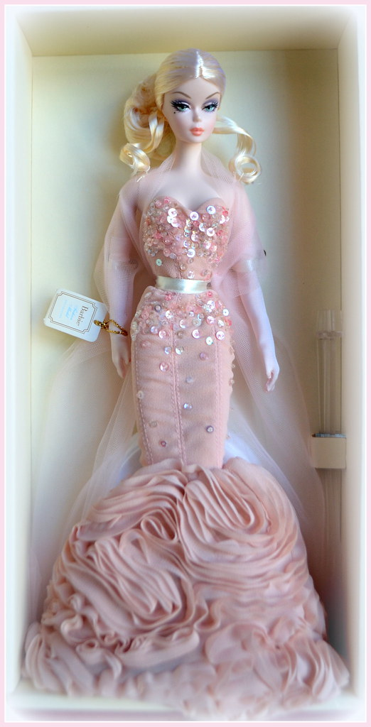Barbie Silkestone Mermaid Gown Barbie® Doll | CRISTINA ANDREA ...