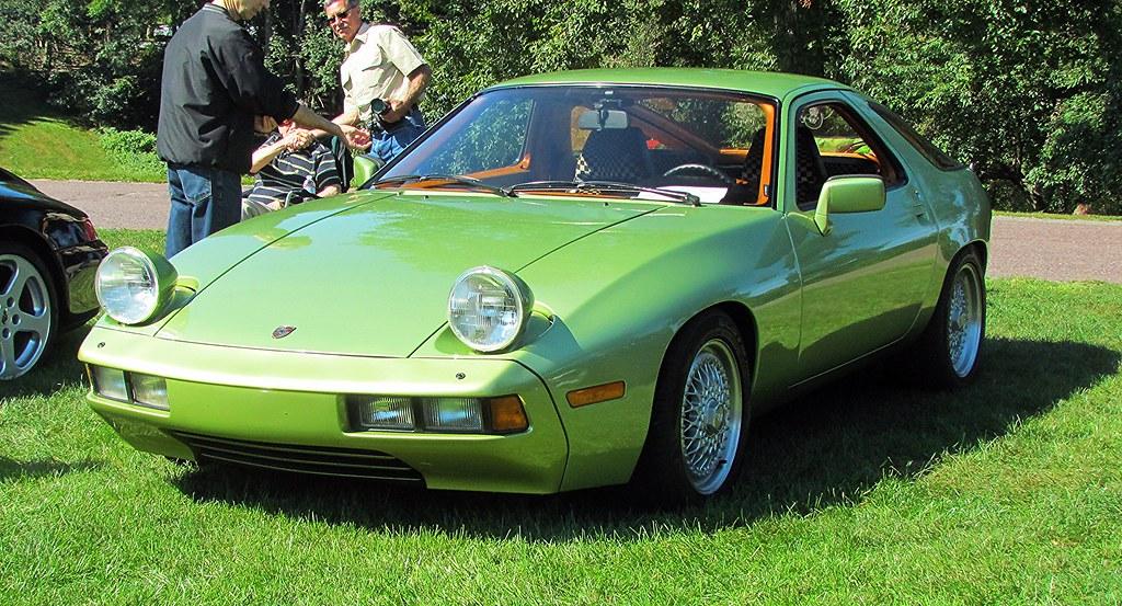 Porsche 928 interior porsche 928 interior 1 - 1978 Porsche 928 Quot Perlglanz Quot Lint Green Metallic