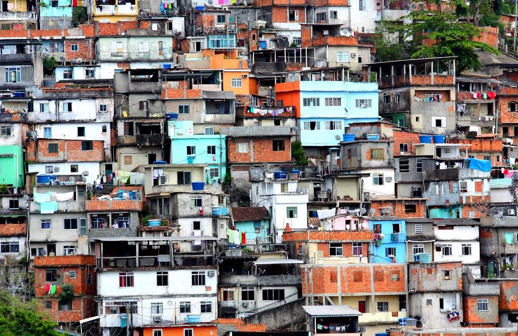 urbanization in rio de janeiro brazil