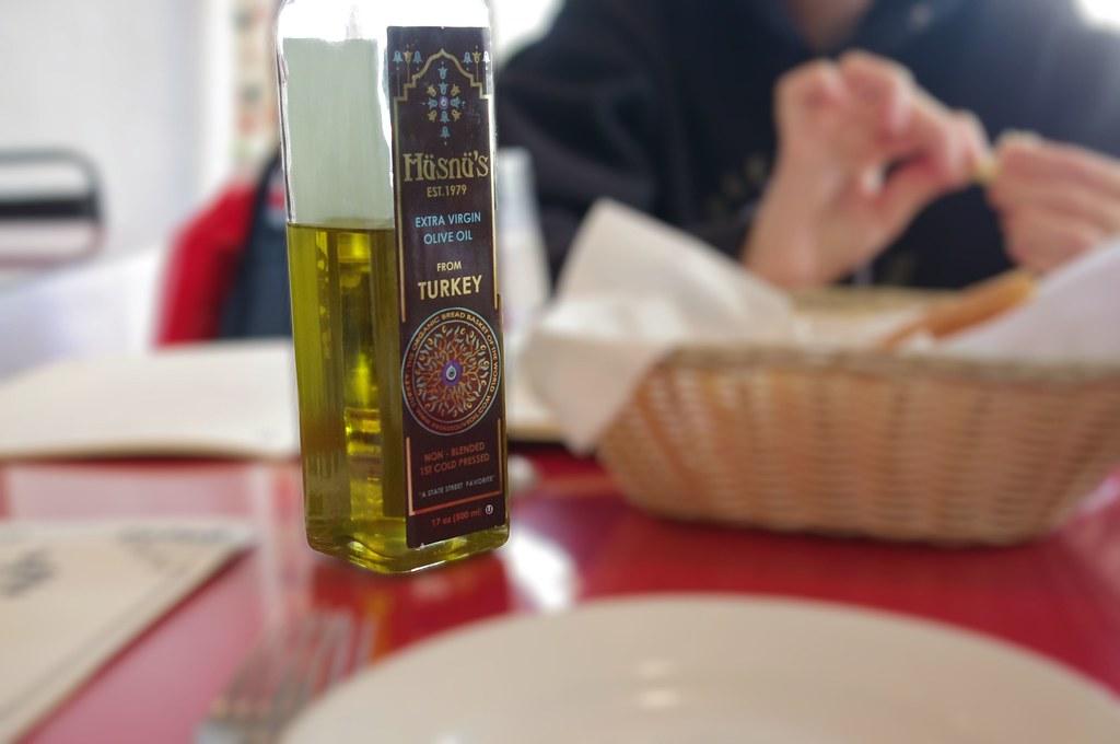 Photo Favorite: Mediterranean Café, State Street, Madison, Wisconsin, September 20, 2012 (Pentax K-r)