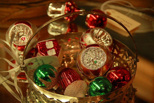 Old Fashioned Christmas Ornaments Flickr Photo Sharing