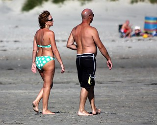 Wonderful West Wittering - June 2011 - Candid Mature Couple Beach Stroll | by Gareth1953 All Right Now