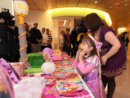 Make-A-Wish 5000 Wishes Celebration at Penn State Hershey Children's Hospital | by Penn State Hershey