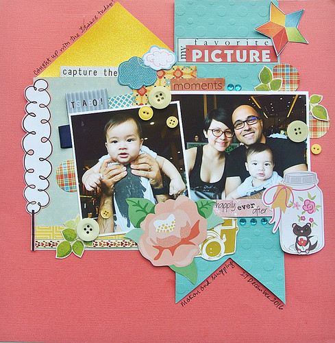 How-many-paper-scraps-did-I-use-on-my-layout | by Yam_Yvonne1