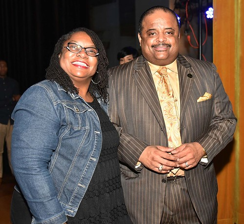 Roland Martin Black History Month Speech