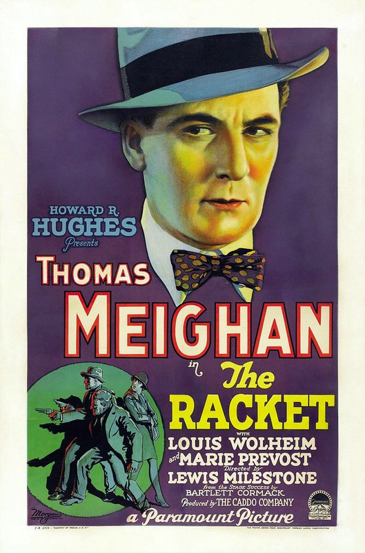 The Racket - 1928 - Poster 1
