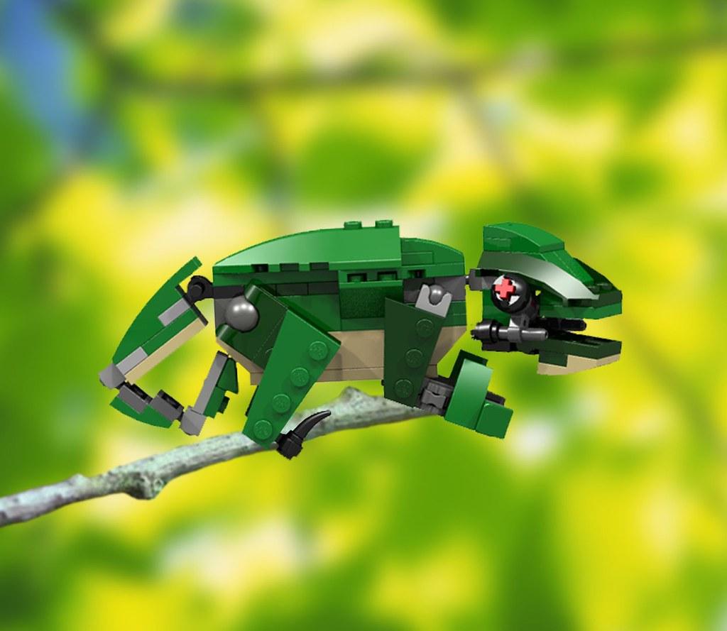 lego creator instructions 31058
