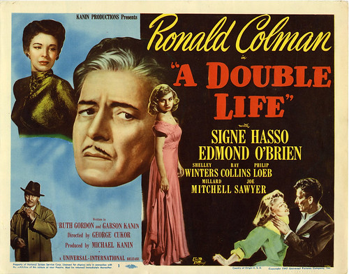 A Double Life - Poster 5
