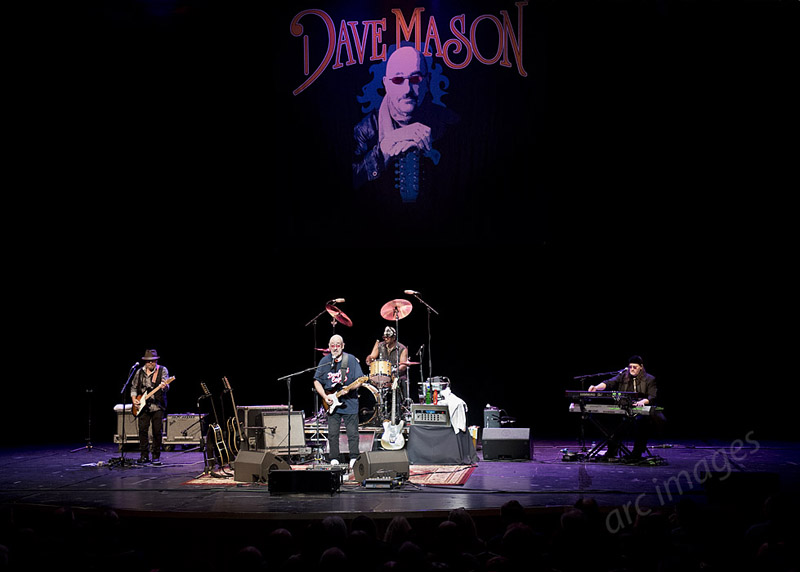 Dave Mason, Liverpool Philharmonic Hall, 28-02-17
