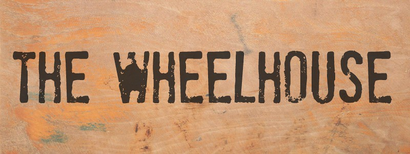 The Wheelhouse Sign