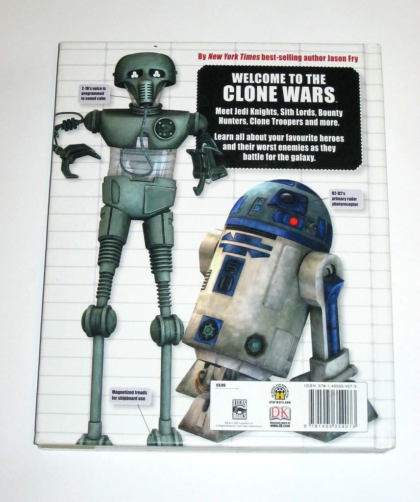star wars the clone wars character encyclopedia dorling ki…   Flickr