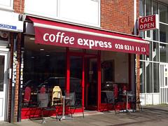 Picture of Coffee Express, DA17 5QQ
