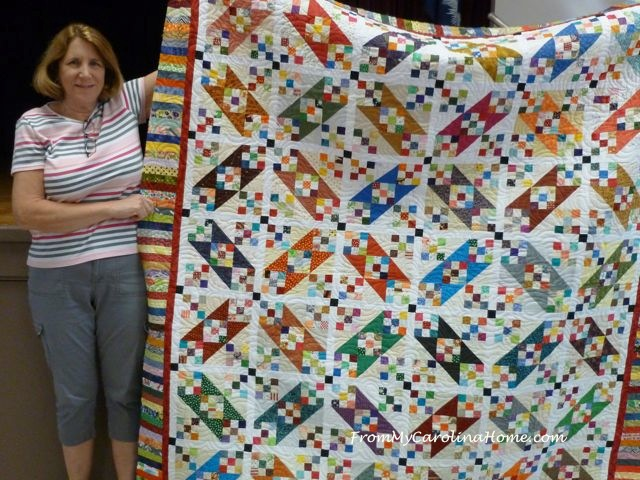Grand Strand Quilters 21 Sue