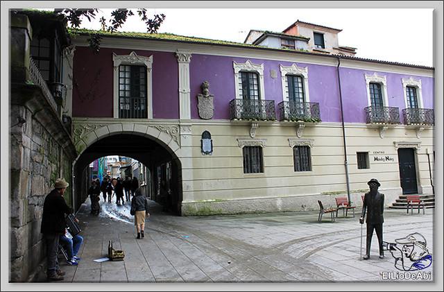 Un paseo por el casco histórico de Pontevedra (2)