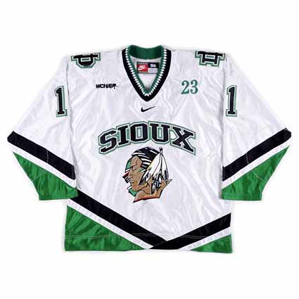 North Dakota 2002-03 F jersey