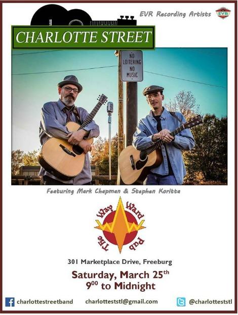 Charlotte Street 3-25-17