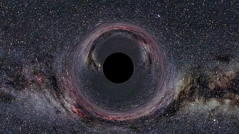 Black Hole Milkyway by Ute Kraus, CC BY-SA