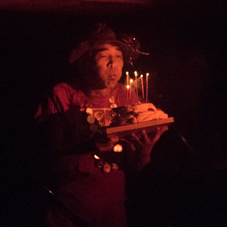 Yoshimitsu Kasuga's 60th birthday live at Manda-La 2, Tokyo, 03 Apr 2017 -00326