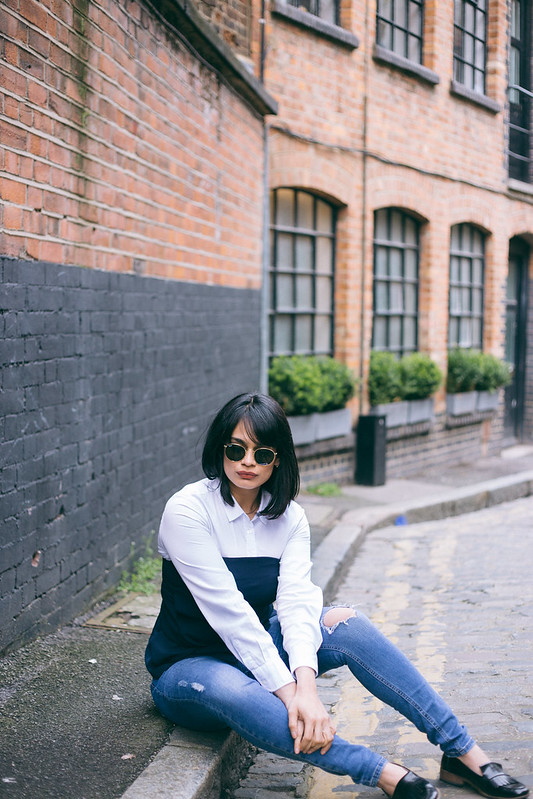 {staycation in shoreditch} via chevrons & éclairs