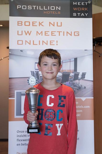 Loek van der Hagen, winnaar NOSBO Challenger