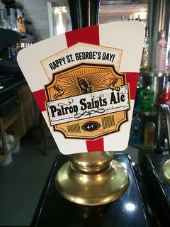 Patron Saints Ale, England