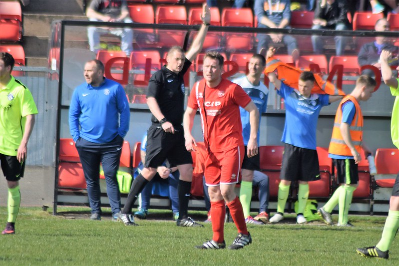 AFC Mansfield 1 - 1 Hemsworth MW