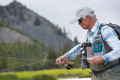 Fly Fishing On The Madison River Nps Neal Herbert