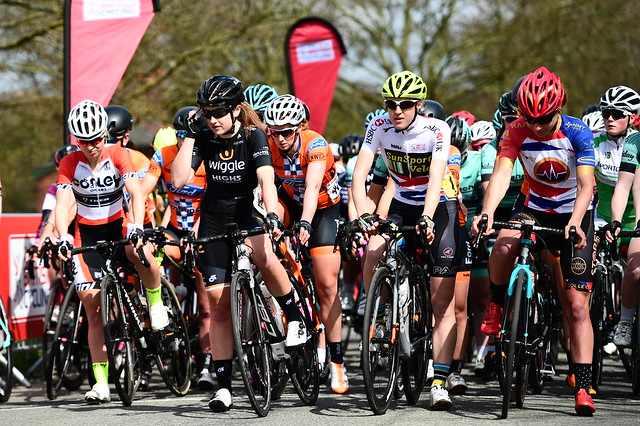 2017 HSBC UK | National Women's Road Series: Essex Giro