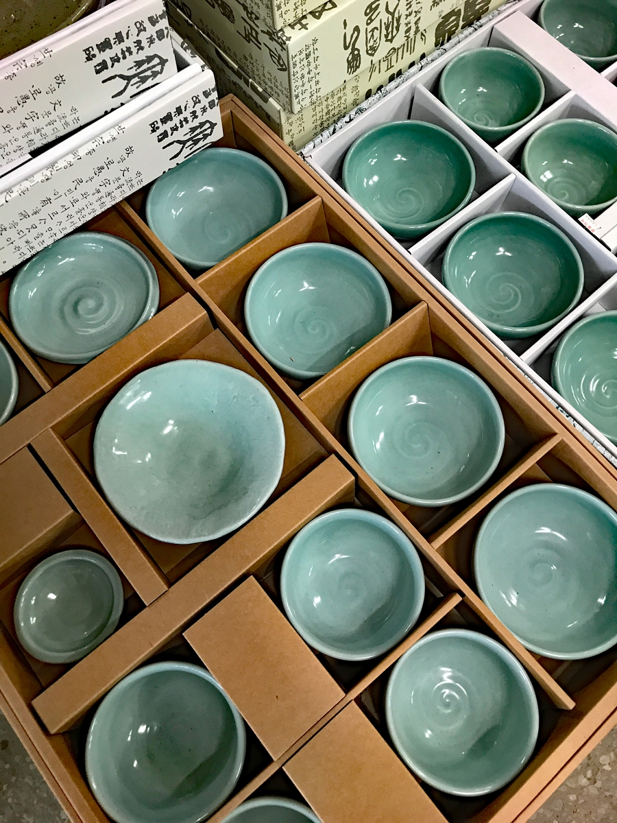 Korean Ceramics, Yeoju, Korea