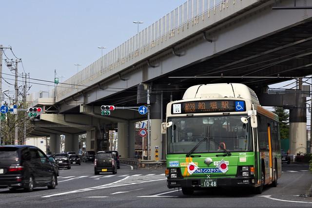 2017/04/29 東京都交通局 M126
