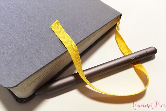 Review @BaronFig Confidant Notebook & Squire Rollerball Pens 38