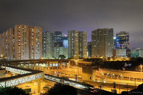 Ping Shan at Night