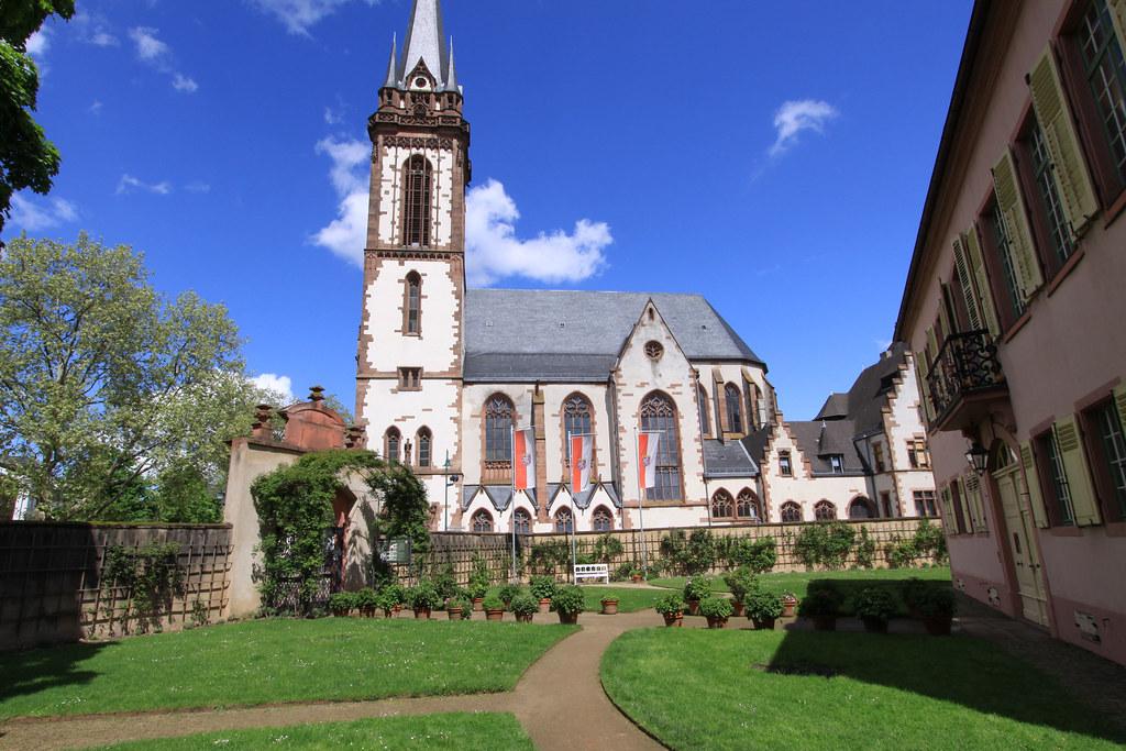 Kirche St. Elisabeth - Darmstadt 03 | St. Elisabeth ist