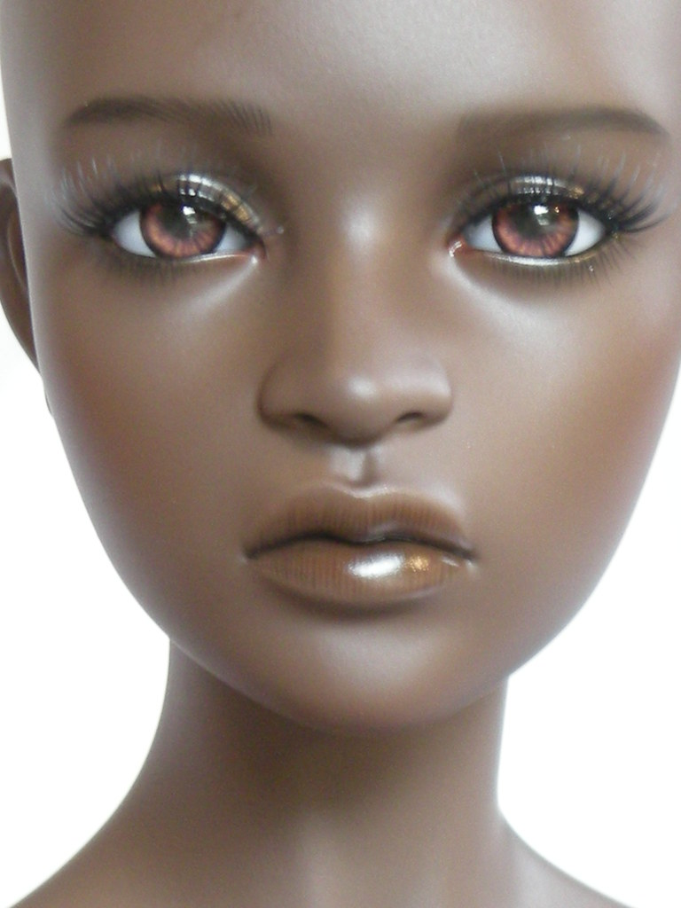 Iplehouse Ashanti Ebony Skin Tone  Basic Make Up -5354