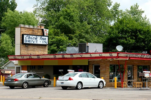 Chick Drive-in, Ypsilanti, Michigan | by RoadTripMemories