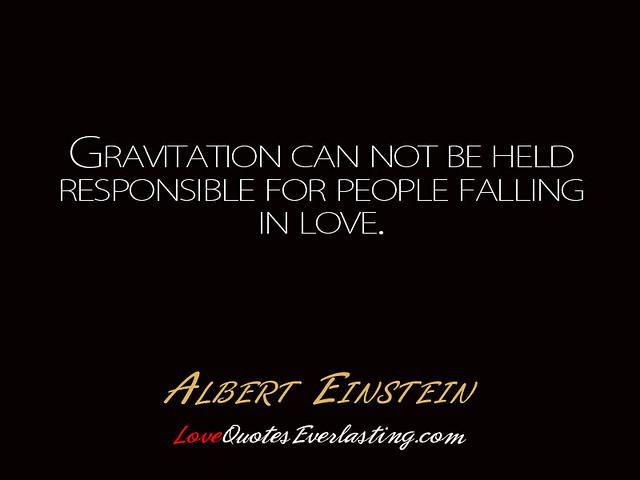 39 39 albert einstein gravitation can not be held