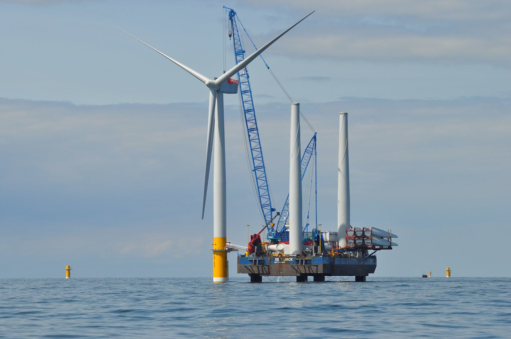 Change >> Greater Gabbard offshore wind farm | Greater Gabbard offshor… | Flickr