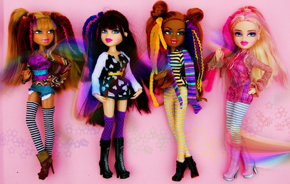 Bratz Twisty Style Well Since There Was No Sasha In This Flickr