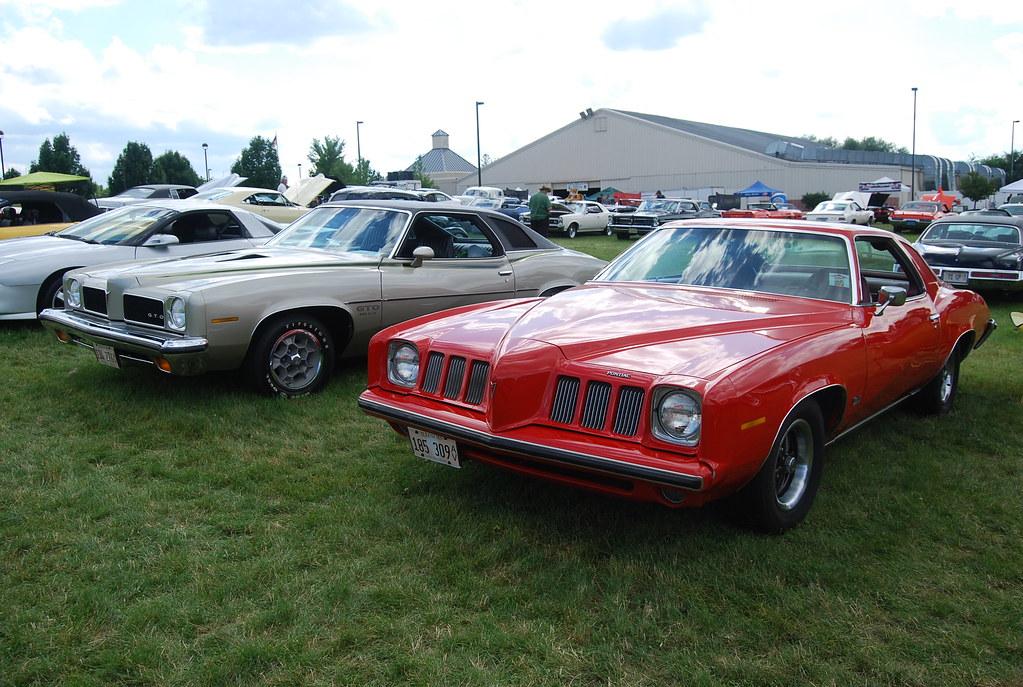 73 Pontiac Gto Grand Am At The Pontiac Indian Uprising