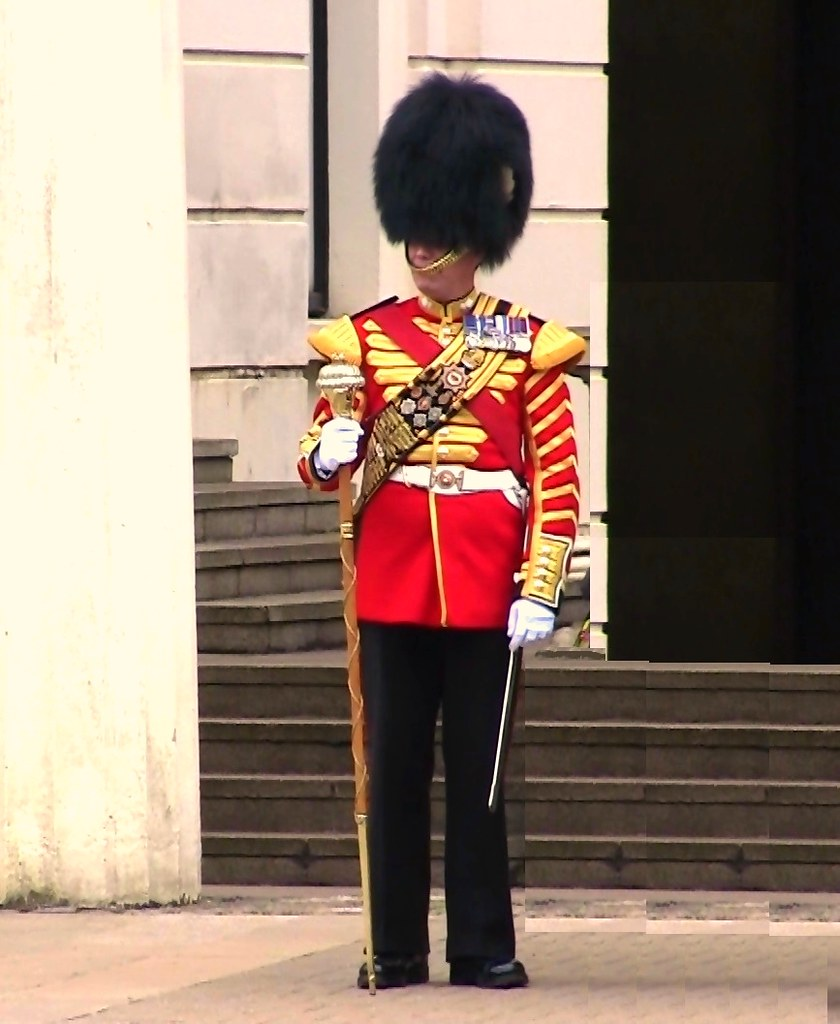 Band Of The Grenadier Guards At Wellington Barracks 3 July
