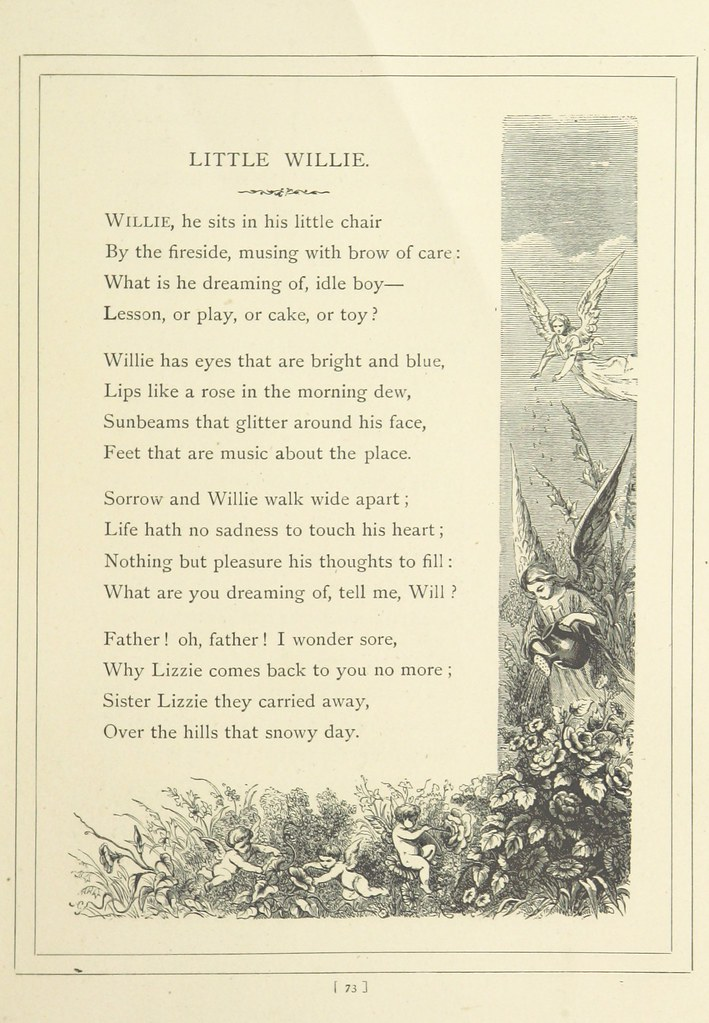 Image taken from page 77 of 'The Child's Garland of Little