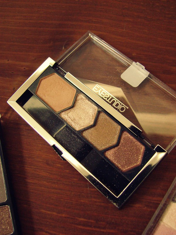 Drugstore Neutral Eyeshadow Palettes 4