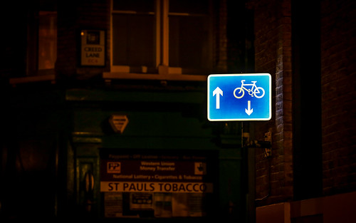 Beware Oncoming Cyclists | by Stuart Herbert
