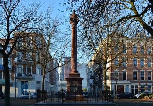 Stieltjes monument