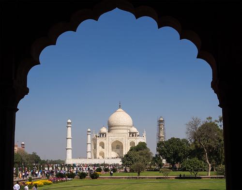 Taj Mahal India The Taj Mahal Meaning Crown Of The