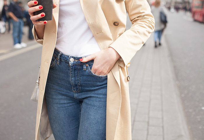 Baukjen Brook Trench Coat | London Fashion blogger | Street Style