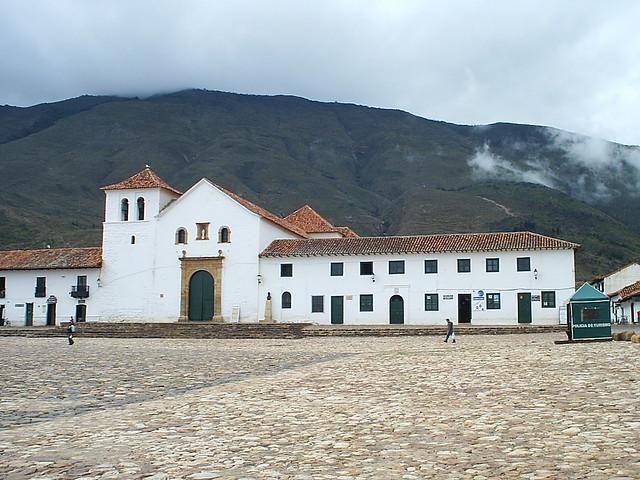 Iglesia Nuestra Señora del Rosario (Villa de Leyva, Boyacá)